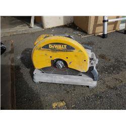 DeWalt d28715 cut-off saw