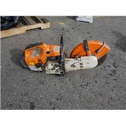 Stihl ts400 gas cut-off saw