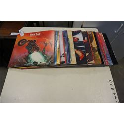 20 CLASSIC ROCK RECORD ALBUMS - HEAVY METAL ONLY ONE RECORD