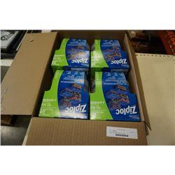 4 ziploc container sets 26 pc each