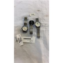 3 NEW MIKE WATCHES