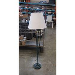 5 foot metal base floor lamp