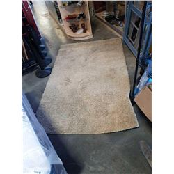 5FT X 8FT SHAG AREA RUG
