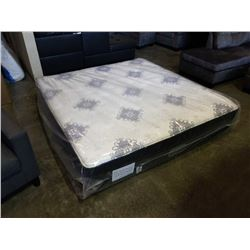 Kingsize beautyrest silver delmar comfort top mattress, retail $1899