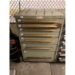 Equipto 7 Drawer Tool Cabinet