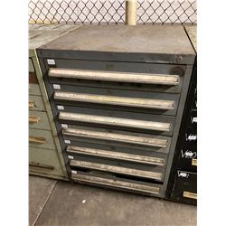 Vidmar Style 7 Drawer Tool Cabinet
