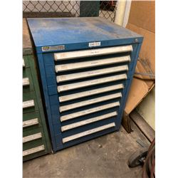 Vidmar 9 Drawer Tool Cabinet