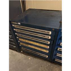 Vidmar 6 Drawer Tool Cabinet