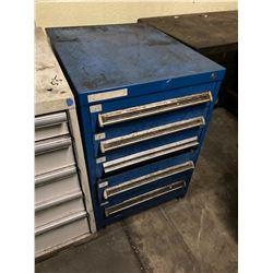 Vidmar 5 Drawer Tool Cabinet