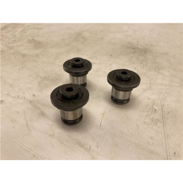 (3) Size 1, Quick Change Tap Adapters