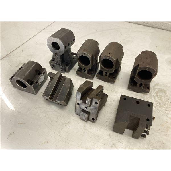 (8) Turret Tool Blocks