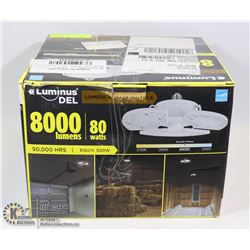 8000 LUMENS LED MULTIPURPOSE LIGHT