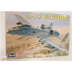 REVELL A-10 WARTHOG MODEL KIT 85-5521
