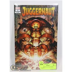 JUGGERNAUT #1 TRADE DRESS VARIANT