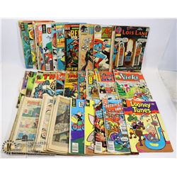50'S TO 70'S COMICS ESTATE BUNDLE