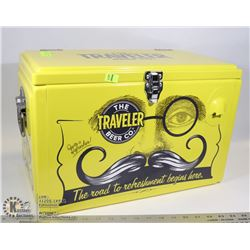THE TRAVELER BEER CO. METAL