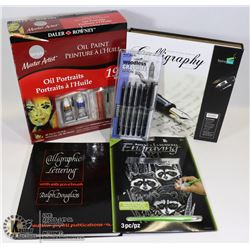 NEW DRAWING KITS DALER ROWNEY