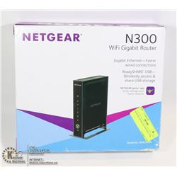 NEW NETGEAR N300 WIFI ROUTER