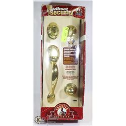 DEADBOLT DOOR SET