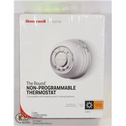 SEALED HONEYWELL ROUND HEAT/COOL