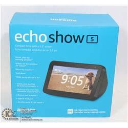 NEW ECHO SHOW - DIAL TELEPHONE -M-CODE TAPE