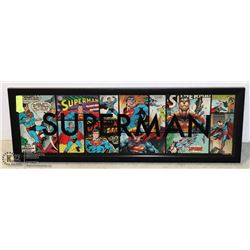 ARTISSIMO SUPERMAN FRAMED