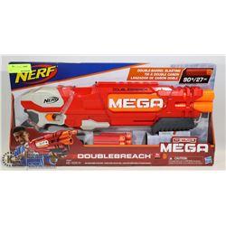 NERF N-STRIKE MEGA DOUBLE BREACH