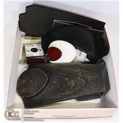 BOX OF JEWELRY DISPLAYS