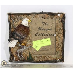 EAGLE PICTURE FRAME