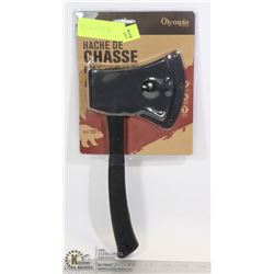 NEW OLYMPIA CAMPING HATCHET WITH SHEATH