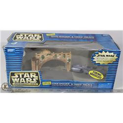 STAR WARS ACTION FLEET /W ORIGINAL BOX