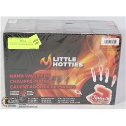 NEW BOX OF HAND WARMERS