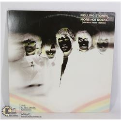 ROLLING STONES RECORD HOT MORE HOT ROCKS