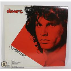 DOORS GREATEST HITS RECORD