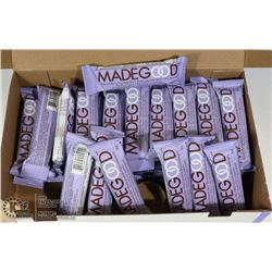 CASE OF MADE GOOD GRANOLA BARS - MIXED BERRY