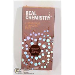 REAL CHEMISTRY LUMINOUS 3 MINUTE PEEL