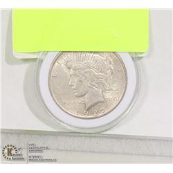 1922 MORGAN USA SILVER DOLLAR