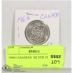 1969 CANADIAN 50 CENT