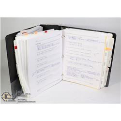 COURSE MATERIAL CIP LEVEL 1 BINDER