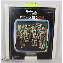 LASER DISC THE BIG RED ONE