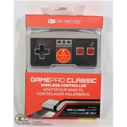 NEW MY ARCADE GAMEPAD WIRELESS CONTROLLER