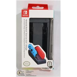 NEW NINTENDO SWITCH DUAL JOY-CON CHARGER