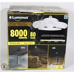 8000 LUMENS MULTIPURPOSE LIGHT