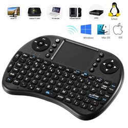 NEW WIRELESS MINI KEYBOARD/MOUSE COMBO