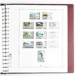 Estate Jersey - Channel Islands Stamp Collection '