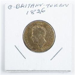 1826 GB Token