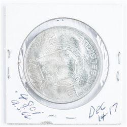 Belgium 1954 100 Francs .4801 Silver