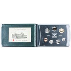 RCM 1999 Specimen Coin Set