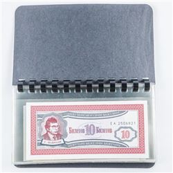 World Currency Album World Notes
