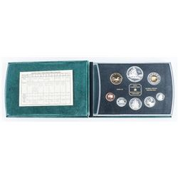 RCM 1999 Proof Coin Set with 925 Silver